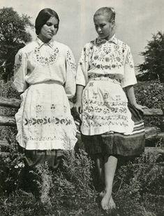 Belarusian folk costume - Slavic culture