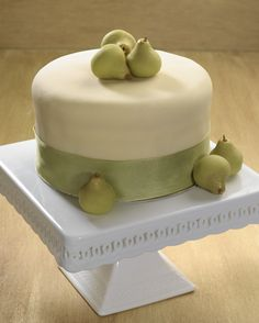 beautiful Fondant Cake