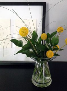 Simple flower arrangement by @jensie jean via http://take2theyresmall.com
