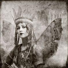 vintage faery