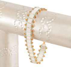 bead bracelet, seed bead patterns, bead ladder, beaded bracelets, bracelet patterns, seed beads, jewelri, tila bead, ladder stitch