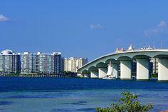 SARASOTA ,FLORIDA-BAYFRONT