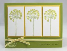 simply soft stampin' up set