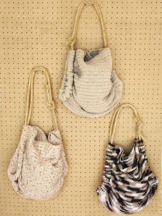 Totes verano | lana | Patrones Tejer Gratis | Crochet Patterns | Yarnspirations