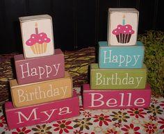 I love Birthdays!