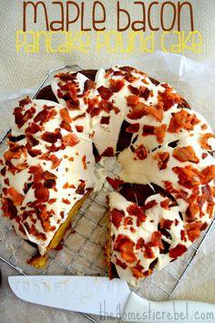 Maple Bacon Pancake