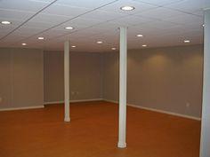 basement pole covers