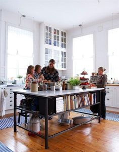 Converting an old school into an unusual family home