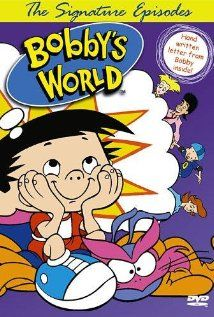 Bobby's World (TV Series 1990–1998) - IMDb My sons LOVED this show when they were little =)