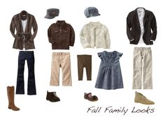 Fall Family Outfit ideas for pictures
