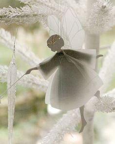 love, Love, LOVELY Angel ornament