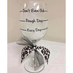 wines, teacher gifts, craft, glasses, gift ideas, funni, drink, wine glass, wineglass