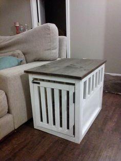 DIY Furniture : DIY Smaller Crate