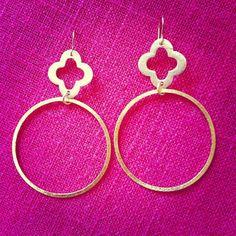 Moon and Lola Ananda Earrings