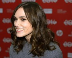 "Keira Knightley at the ""Laggies,"" Sundance premiere. (Leah Hogsten  