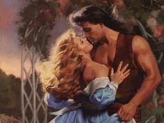 Romantic story вышивка крестом