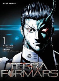 Terra Formars - Trọn Bộ