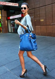 PURSE AND HEELS <3