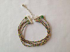Sew Cute: Three-Strand Braided Bracelet