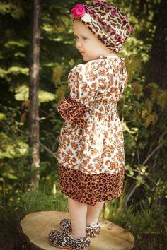 Be original! Handmade girls clothing.  #Kids #BebeSophie #dteam