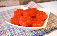Sour Strawberry Gummies; Autoimmune Protocol Diet; Paleo