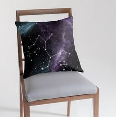 Space Pillows with tons of different constellations!