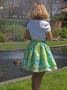 Darcy's Skirt
