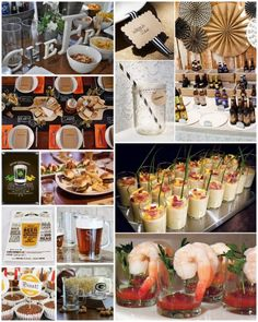 Top 10 Grown-Up Themed Birthday Party Ideas | Beau-Coup Wedding Blog