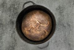 No-Knead Whole Wheat Bread | Leite's Culinaria