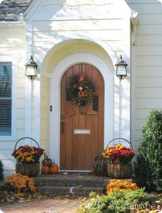 Perfect fall entry