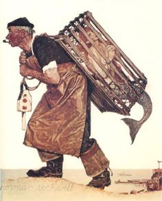 © copyright by Norman Rockwell