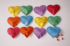 Great homemade valentine idea for kids! @Delia Aguilar Zuani Aguilar Zuani creates: Funny Valentine