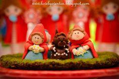 Chapeuzinho Vermelho - A Festa