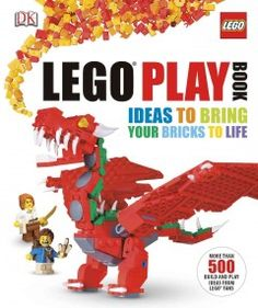 LEGO Play Book: Ideas to Bring Your Bricks to Life by Daniel Lipkowitz. Featuring more than 200 different LEGO builds, this fun guide encourages readers to use their imagination and play in new ways, creating amazing LEGO models of their very own. Dorling Kindersley Pub Children's – Ages 7-12 gift ideas, brick, librari, play book, play ideas, lego play, book reviews, lego projects, kid