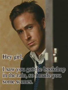 Bookworm Hey Girl