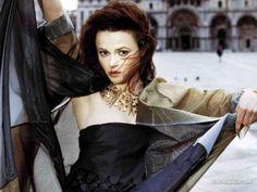 Helena Bonham Carter in Venezia
