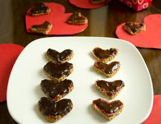 Chocolate Covered Strawberry... Cookies. Baked AND Raw Food versions - both Vegan, Gluten Free, Nut Free.