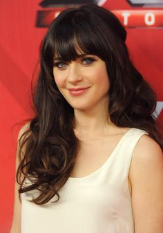 Want her bangs