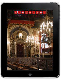 Jewish Ghetto - Venice, Italy - On your iPad.