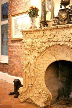wow fireplace