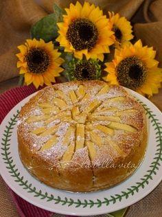 Italian Apple Torta  - Torta di Mele