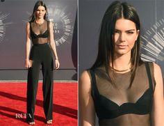 Kendall Jenner In Alon Livne – 2014 MTV Video Music Awards