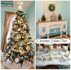 Restoration Redoux Christmas Home Tour