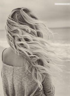 love wavey hair