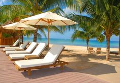 Click to find out how you can lounge here on your next vacay! #SecretsResorts #Cozumel #Mexico