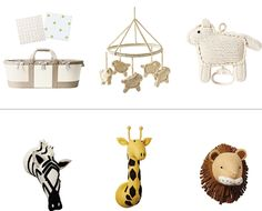 Fun items for a kid'