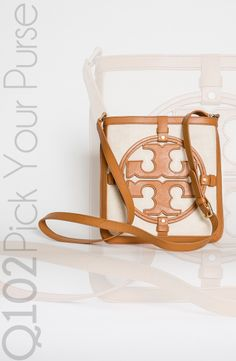 Tory Burch - Holly Book Bag.  Go to wkrq.com to find out how to play Q102's Pick Your Purse!