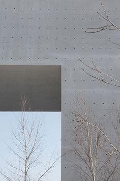 RW Concrete Church NAMELESS Architecture