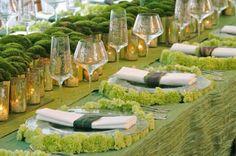 Preston Bailey wedding table