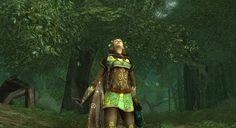 Under the trees of Eryn Galen